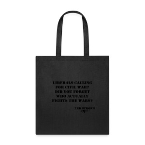 Civil War - Tote Bag