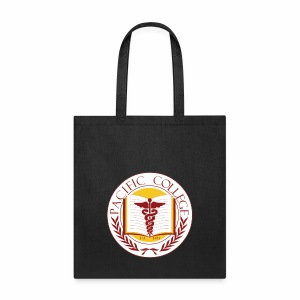 Pacific College - Round - Tote Bag