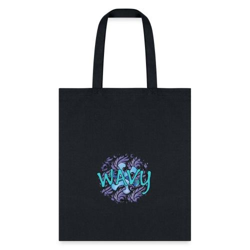 Wavy Patterns - Tote Bag