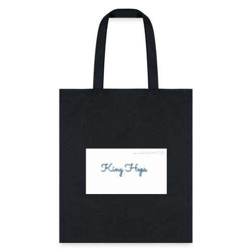 King Hops T-shirt - Tote Bag