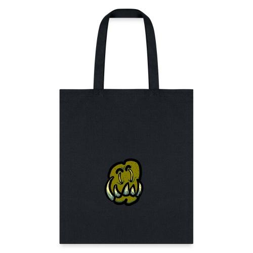 Tusked Green-Skin - Tote Bag