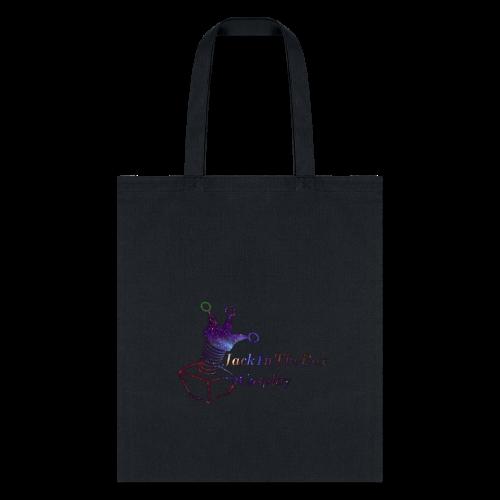 JackInTheBox Cosplays TM Logo - Tote Bag