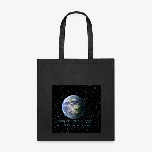 The Great Earth - Tote Bag