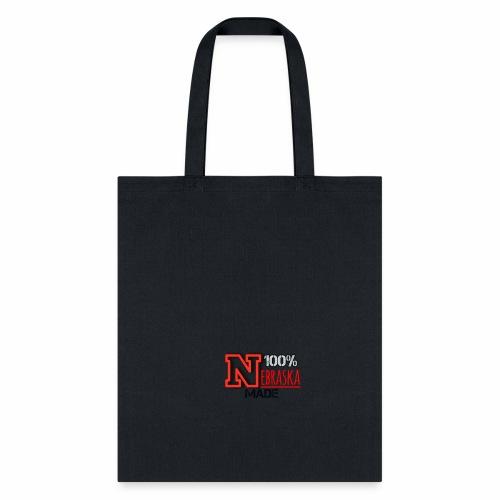 100% Nebraska Made Collection - Tote Bag