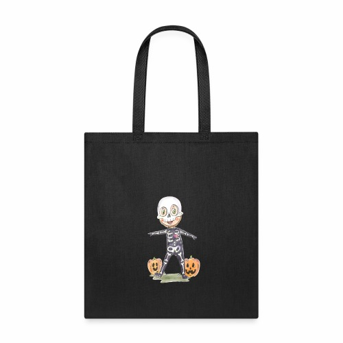 Halloween costume character background - Tote Bag