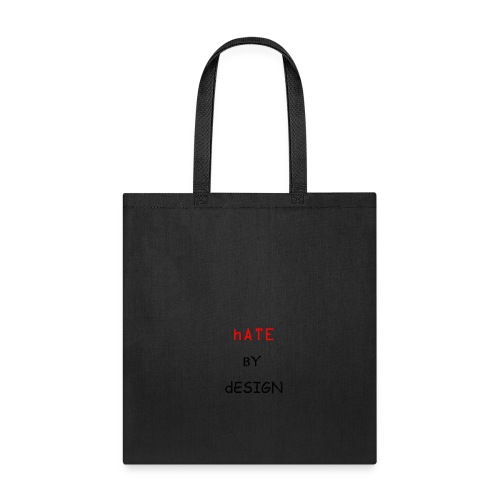 hatebydesign - Tote Bag