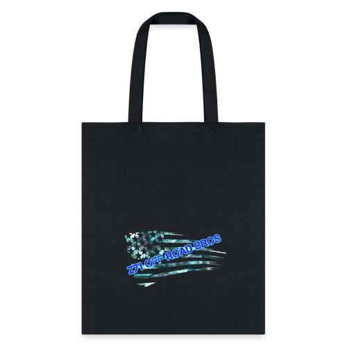 flag logo - Tote Bag