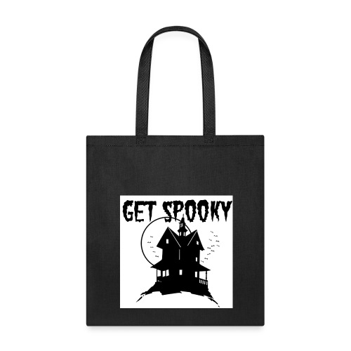 Get Spooky House - Tote Bag