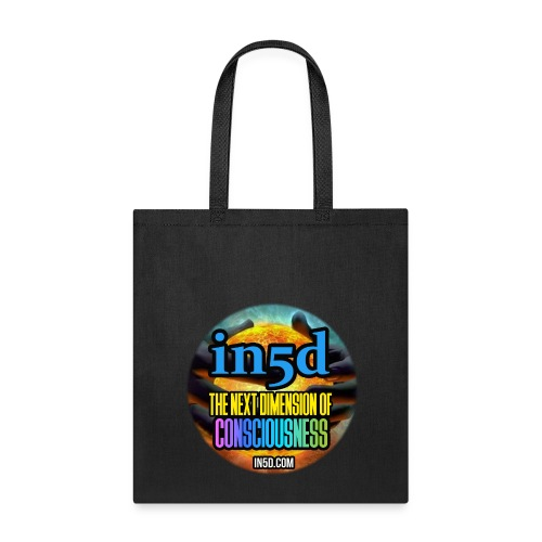 In5D Main Logo - Tote Bag