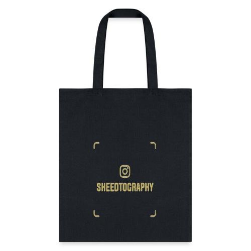 SHEEDTOGRAPHY WORK - Tote Bag