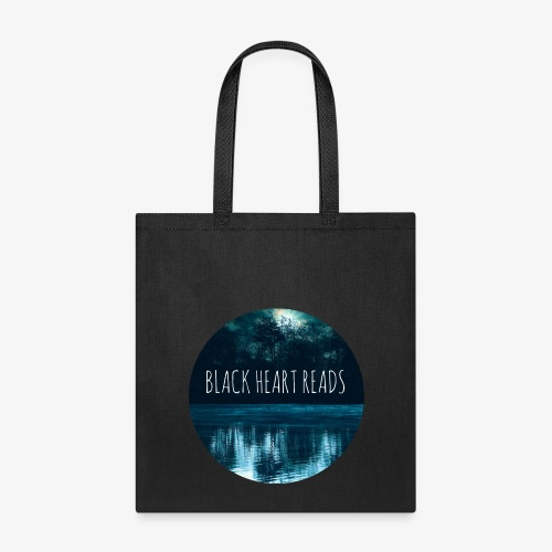 Black Heart Reads Book Club - Tote Bag