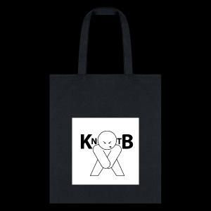 KickNtheBalls Logo - Tote Bag