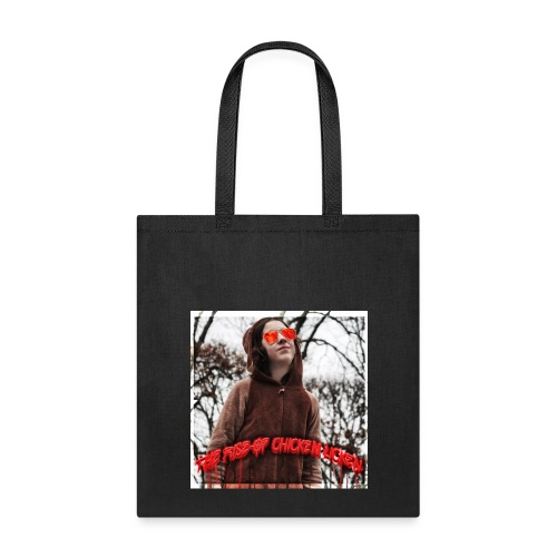 The Rise of Chicken Licken [Red] - Tote Bag