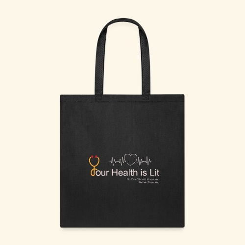 YHIL Stethoscope - Tote Bag