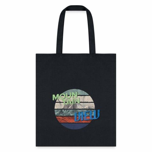 Mountain View - Tote Bag