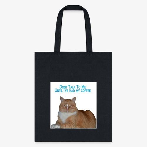 Grumpy Mornings - Tote Bag