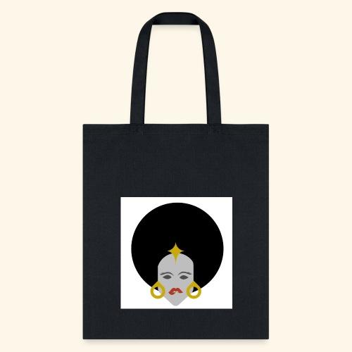 Afro Cuban Goddess - Tote Bag