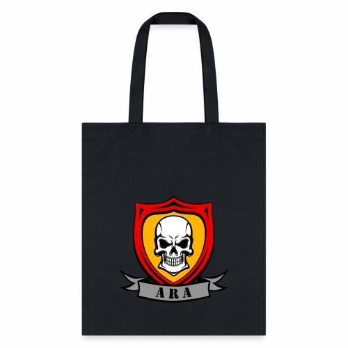 ARA Skull Logo - Tote Bag