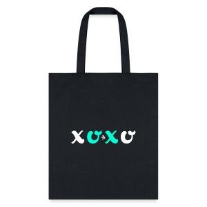 JordynAmber - XOXO Design - Tote Bag