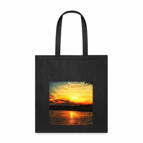 Sunset on paradise - Tote Bag