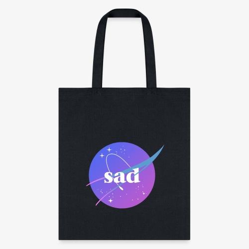 sad - Tote Bag