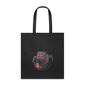 Cartoon Spider - Tote Bag