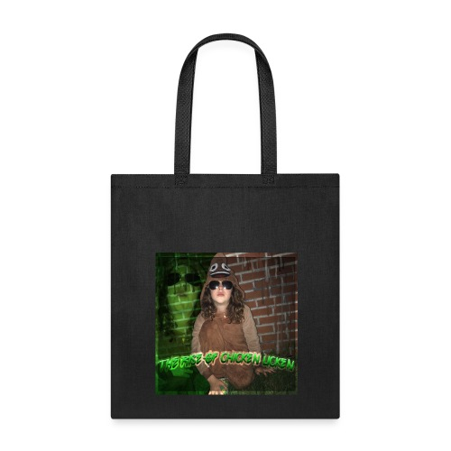 The Rise Of Chicken Licken Cover [Green] - Tote Bag