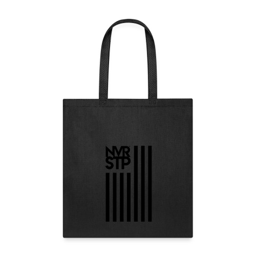 NVRSTP Flag Le Blac - Tote Bag