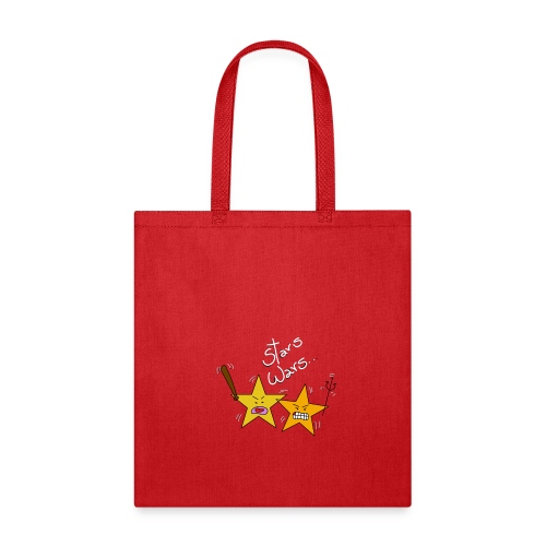 The true wars of the stars - Tote Bag