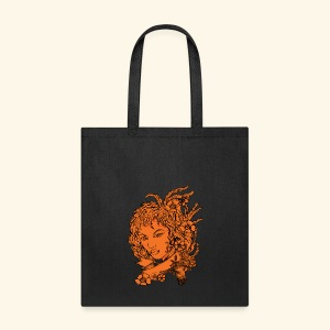 Women Face - Tote Bag