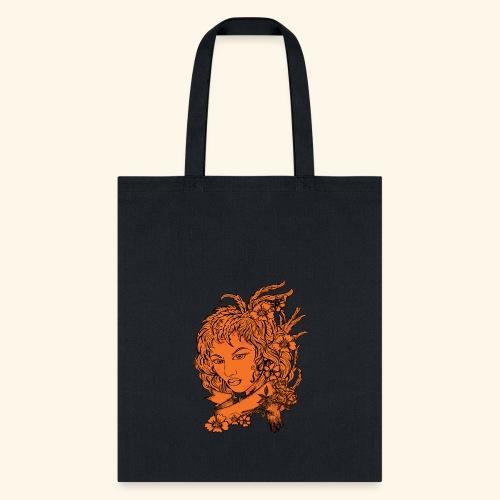 Women Face - Tote Bag