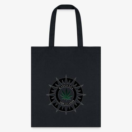 Marijuana Ambassador 02 - Tote Bag