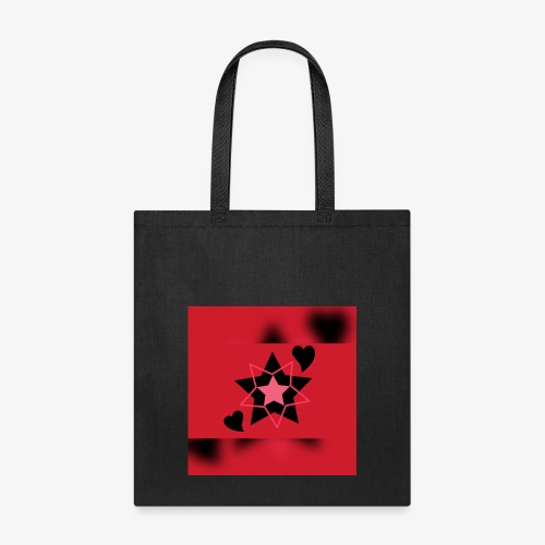 Heart & Star - Tote Bag