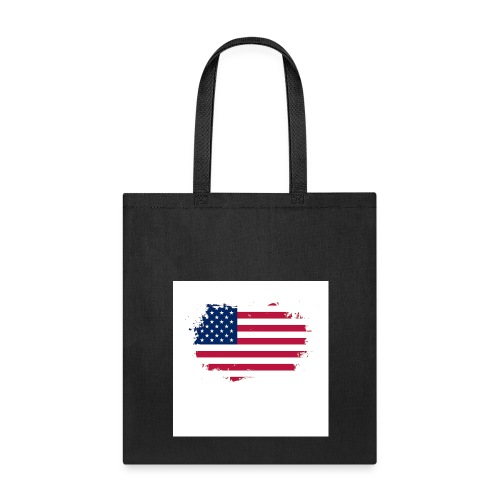 American flagIMG 0435 - Tote Bag