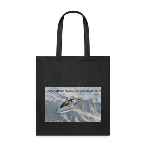 THE CLASSIFIED PROJECTS OF AREA 51 - Tote Bag