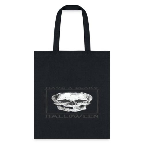 halloween skull - Tote Bag