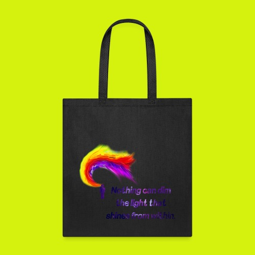 Motivational Quote - Tote Bag