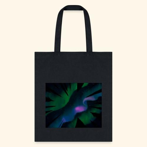 Northern Lights - Tote Bag