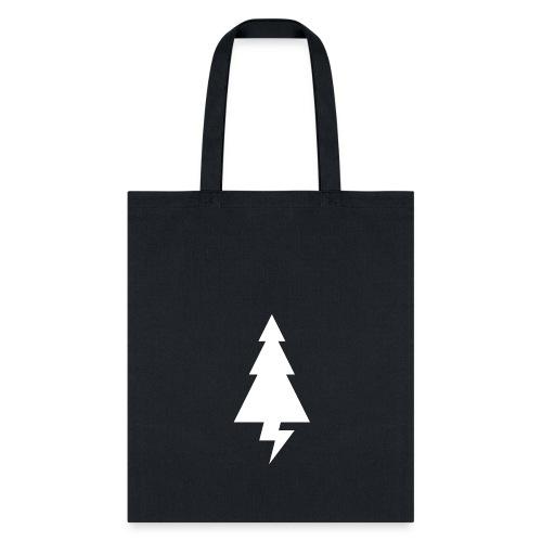 Simple White Pine - Tote Bag