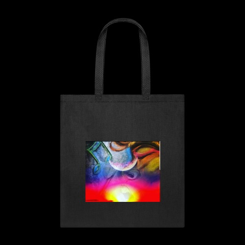 The Colored Woman Sings - Tote Bag