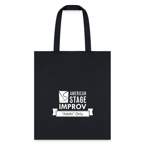 American Stage Improv Logo - Tote Bag