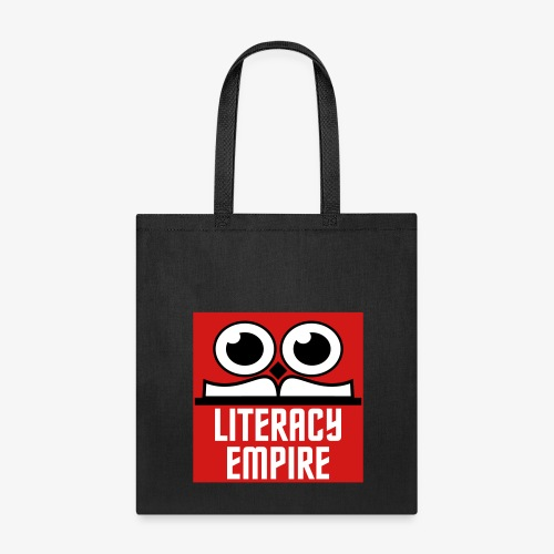 Literacy Empire - Tote Bag