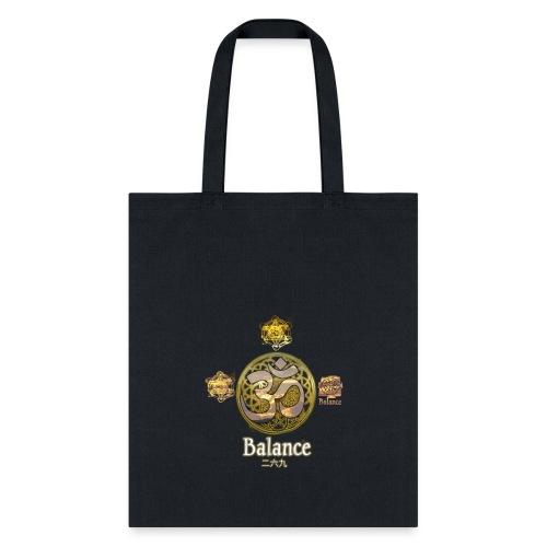 Balance - Tote Bag