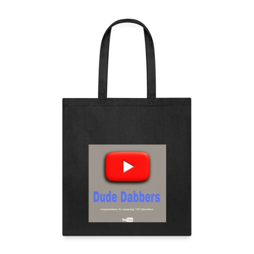 Dude Dabbers special 100 sub accessories - Tote Bag