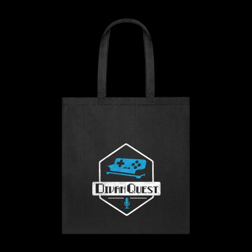 DivanQuest Logo (Badge) - Tote Bag