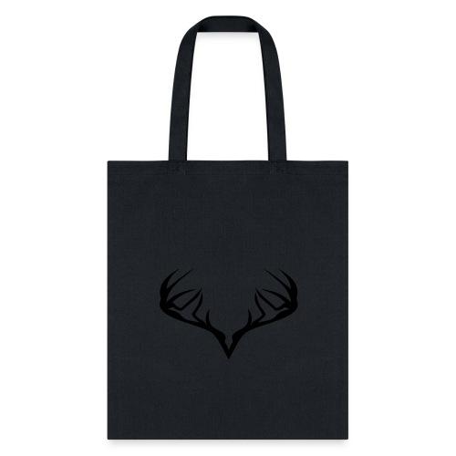 deer horns for bow season - Tote Bag