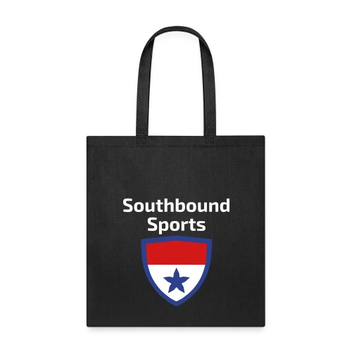 The Southbound Sports Shield Logo. - Tote Bag