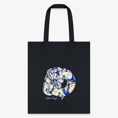 Monty the Ball Python - Tote Bag