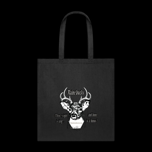 Maine Bucks - Tote Bag