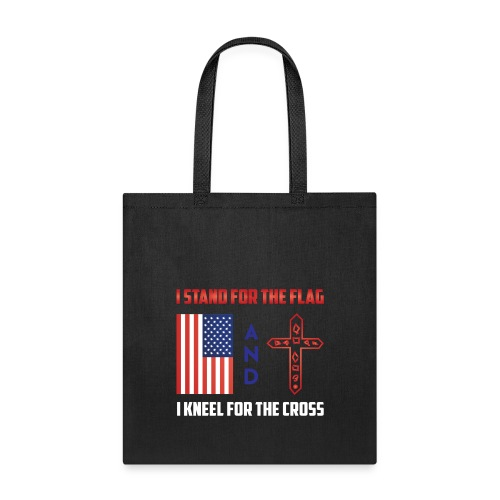 405 I STAND FOR THE FLAG - Tote Bag